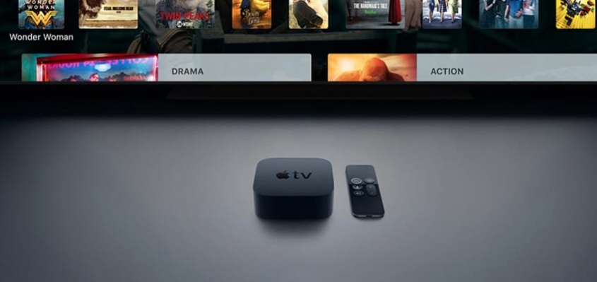 la apple tv 4K en test