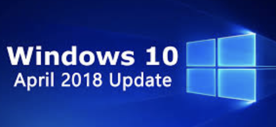 Windows 10 avril 2018